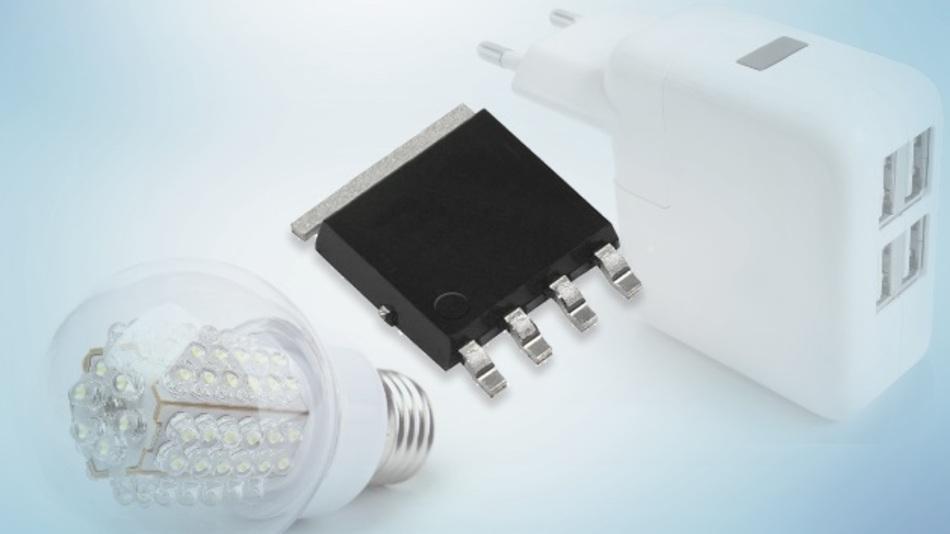 Unter anderem adressieren die MOSFETs im TO-252-Gehäuse Beleuchtungsanwendungen.