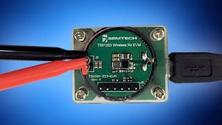Die bei Mouser Electronics erhältlichen Kabellos-Ladeplattformen von Semtech gibt es in einer Vielzahl an Leistungskonfigurationen für die Evaluation von Sendern und Empfängern, und sie bieten die Tools, die Entwickler brauchen, um ihre kabellosen La