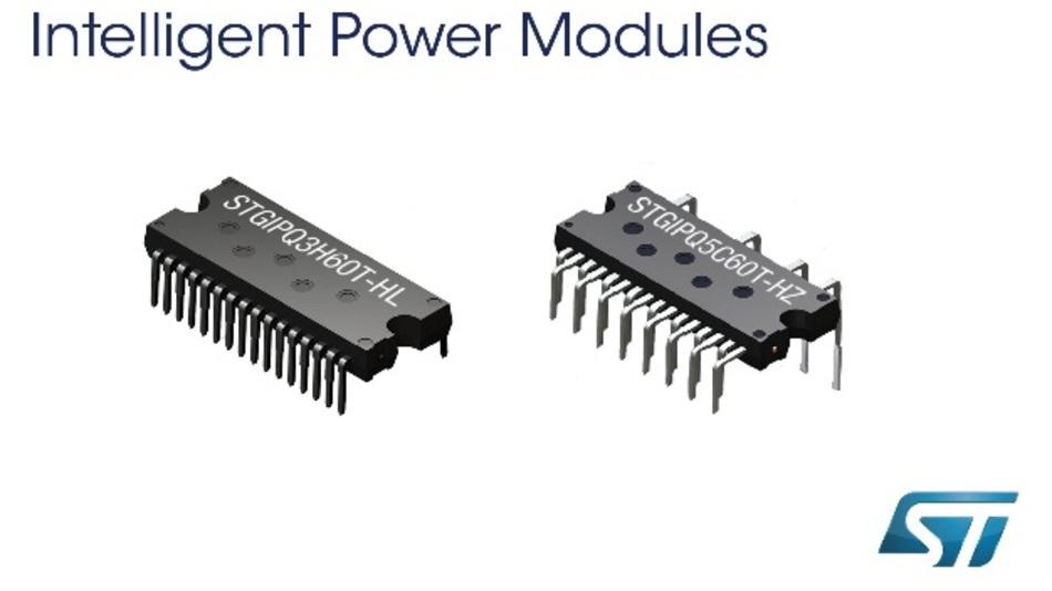 Im Vergleich zur Vorgängergeneration erreichen die SLLIMM- und SLLIMM-nano-IPMs der zweiten Generation eine höhere Leistung.