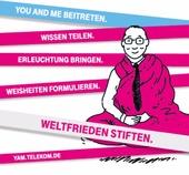Palmer Hargreaves entwickelt Kampagne für Deutsche Telekom