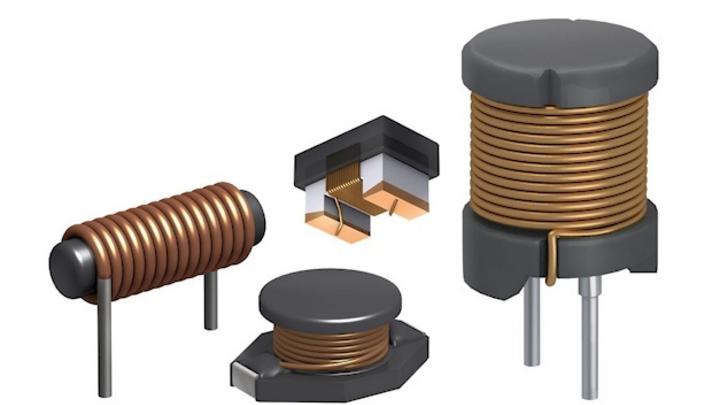 Fastrons Sortiment enthält unter anderem SMD-HF-Drosseln, Entstördrosseln, SMD-Leistungsdrosseln