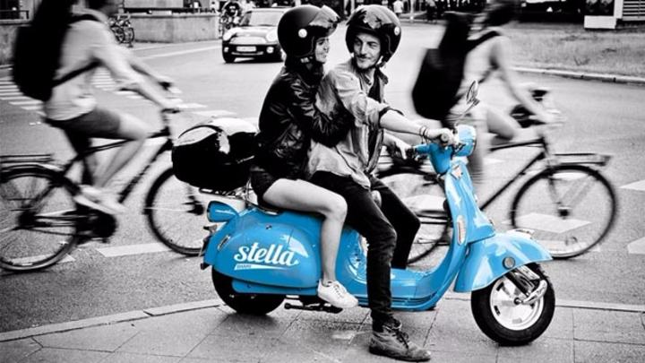 Elektroroller fahren, aber keinen kaufen wollen? Das geht ab sofort in Stuttgart. Dort bieten die Stadtwerke Stuttgart das so genannte Stella-Sharing an.