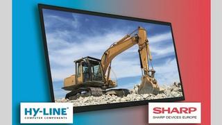 Sharp Devices Europe und Hy-Line Computer Components haben eine strategische Partnerschaft geschlossen. Die TFT-Displays von Sharp sind besonders gut auf einen Einsatz unter Industriebedingungen vorbereitet. Dafür sprechen eine hohe Festigkeit gegenü