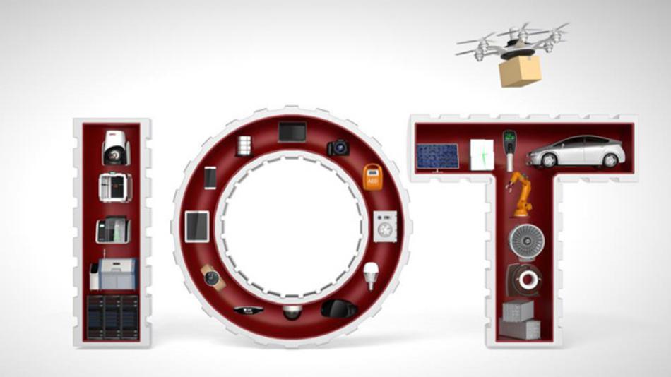 Weltweite Übersicht zu den indstriellen IoT-Projekten weltweit.