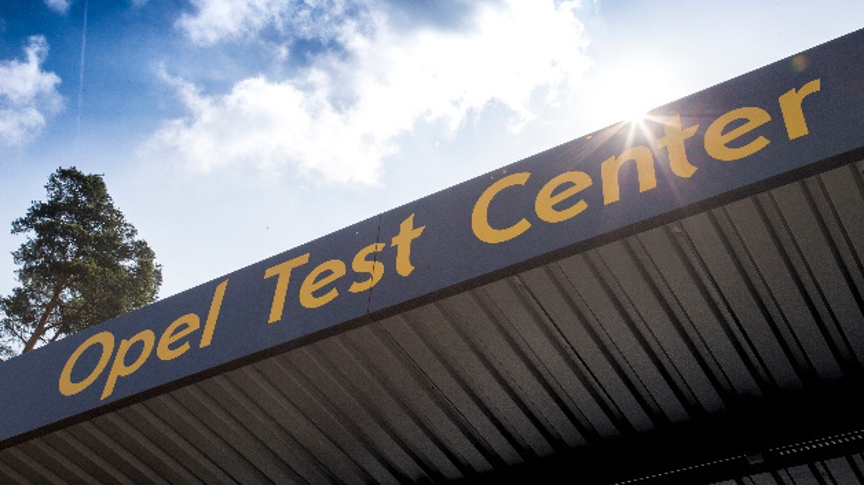 Das Testcenter befindet sich auf einem 2,8 Quadratkilometer großen Gelände.