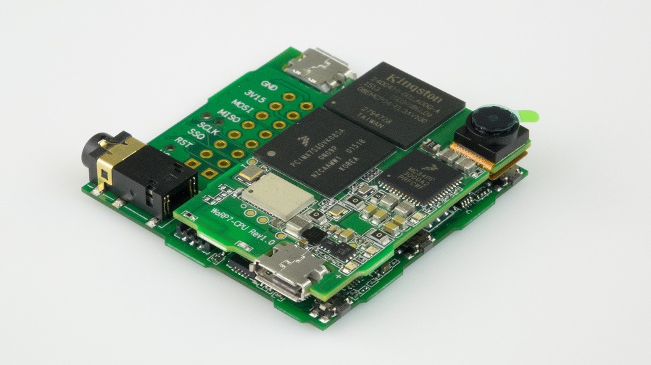 Die Entwicklungsplattform WaRP7 ermöglicht eine schnellere Entwicklung von IoT-Anwendungen und Wearables.