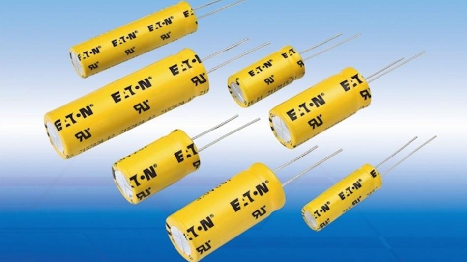 Eatons TV-Serie mit Powerstor Superkondensatoren