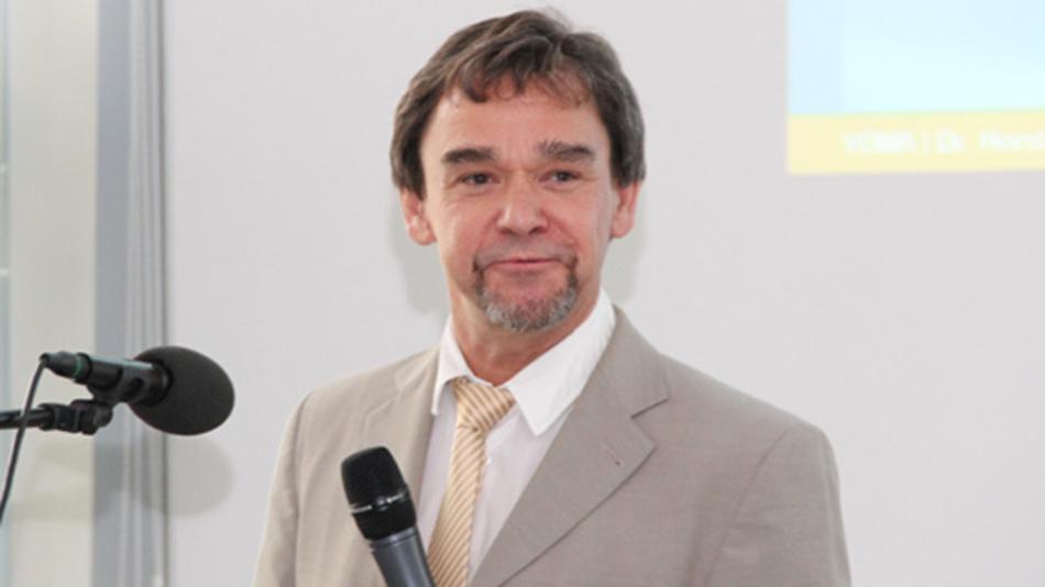 Sieht den Standort Deutschland als ideal für die Bildverarbeitungsunternehmen – Dr. Horst Heinol-Heikkinen, Vorstandsmitglied des VDMA Industrielle Bildverarbeitung