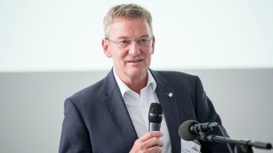 Thomas Walter, Landesmesse Stuttgart: »Ich erwarte, dass wir in diesem Jahr letztlich bei etwa 450 Ausstellern herauskommen werden.«