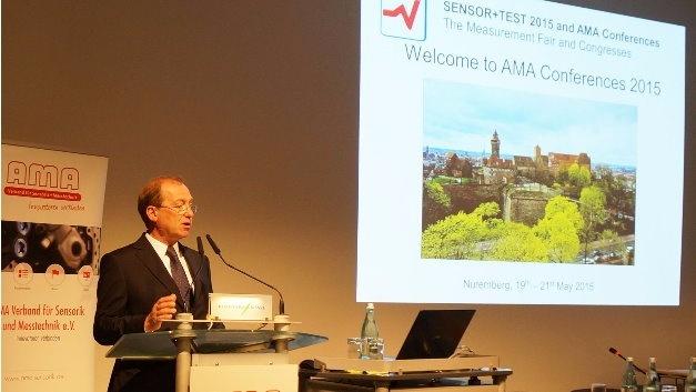 Die AMA-Kongresse gelten als die Vernetzungsplattform zwischen Wissenschaft, Forschung und Industrie.