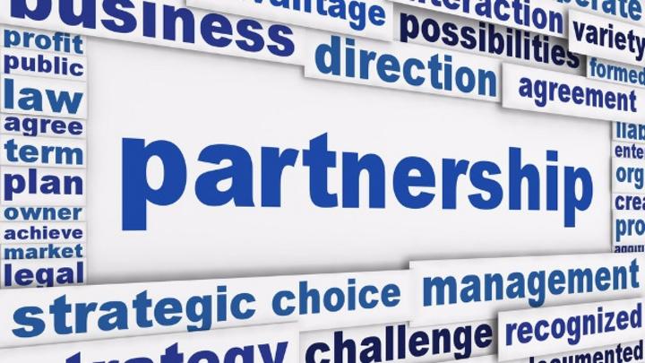 Schmuckbild Partnerschaft