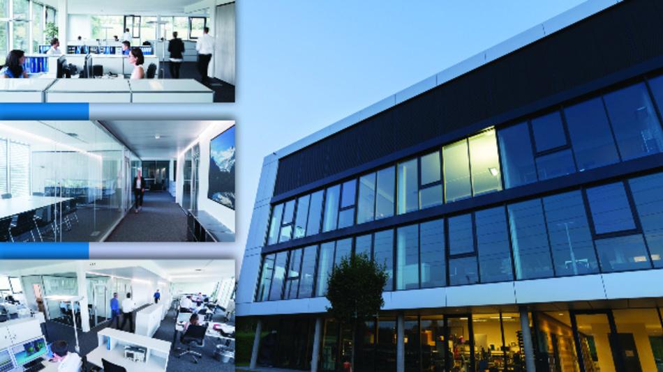 Contrinex hat einen neuen Hauptsitz für die globale Konzernleitung, F&E-Aktivitäten und den Vertrieb eröffnet.