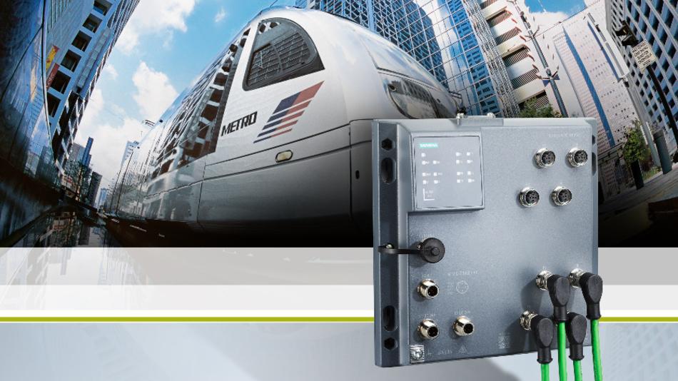 Industrial Ethernet Switches für raue Betriebsbedingungen - in Kraftfahrzeugen, im Bahnverkehr oder in explosionsgeschützten Bereichen (Zone 2).