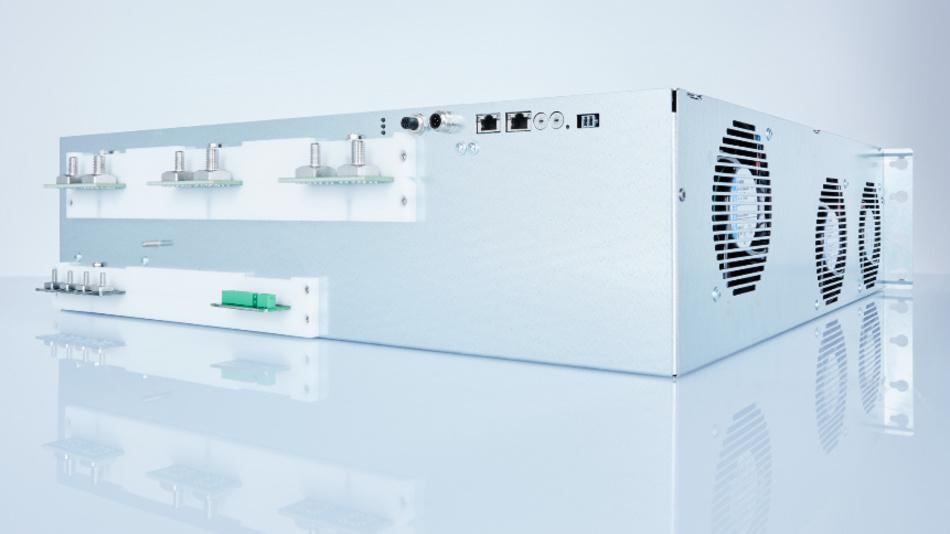 Vorserienmodell von Trumpf Hüttinger: Luftgekühlter Wechselrichter für Redox-Flow-Batterien