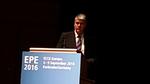 Dr. Peter Friedrichs hält Keynote