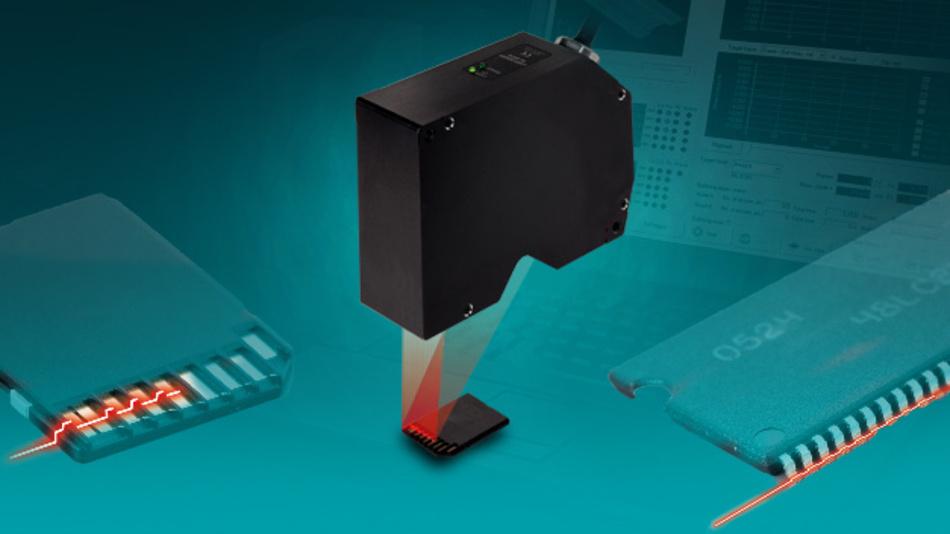 Die HL-D3 Serie von Panasonic tastet mit mehreren Laserpunkt ab, die einzeln eingestellt werden können.