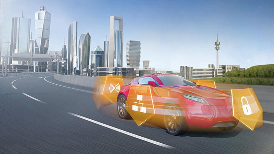 Bewährtes Verfahren zum Thema Automotive Cyber Security.