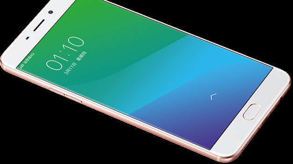 """In China überaus begehrt: Die tatsächlichen Verkaufszahlen des Mittelklasse-Smartphone »R9« lagen weit über der ursprünglich veranschlagten - und jetzt sind die 5,5"""" AMOLED-Displays knapp."""