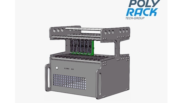 "VPX 19"" Development Chassis"