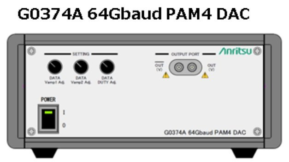 Anritsu präsentiert auf der ECOC 2016 ein Testsystem für PAM4.