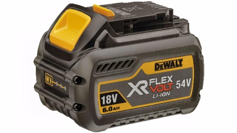 Dewalt-XR-Flexvolt-Reihe