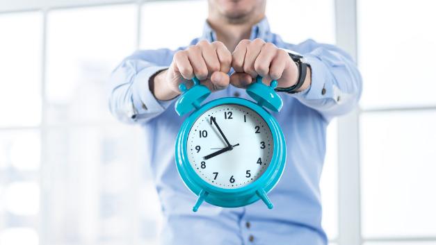 Die Arbeitswelt heute erfordert neue Arbeitszeitkonzepte.