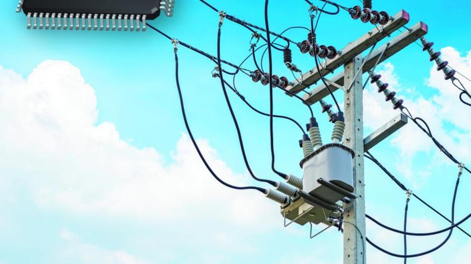 Der AD7616 soll Ausrüstungen im intelligenten Stromnetz vor schädlichen Störungen schützen und gleichzeitig die Stromversorgung verbessern.