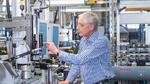Im Bosch-Werk in Homburg steht eine Multiproduktlinie. Hier wird aktuell auch am Testbed mit IIC-Beteiligung für das neue PPM-Protocol gearbeitet.