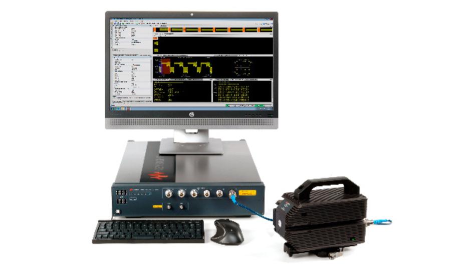 Das Testsystem aus dem Keysight E7760A und dem M1650A erfüllt alle Anforderungen des 802.11ad-Standards.