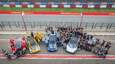 Das Solarcar-24-Stunden Rennen von Zolder