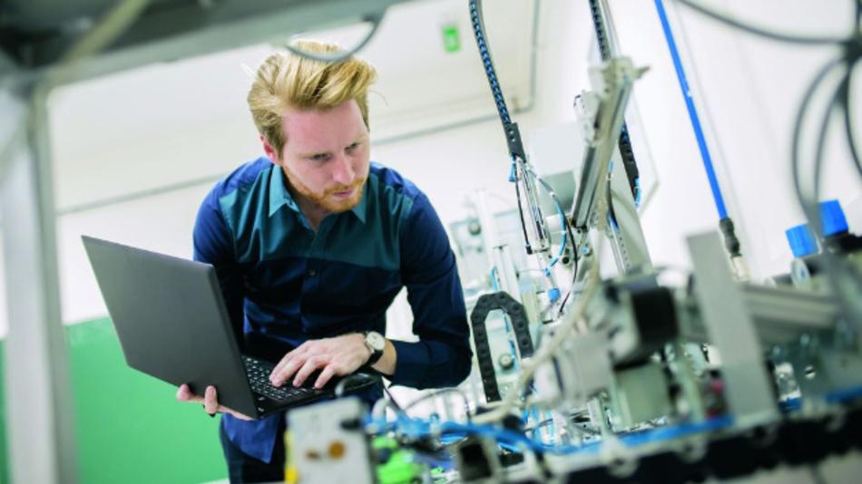 Messungen an mechanischen Systemen können gut mit einem Digitizer erfolgen.