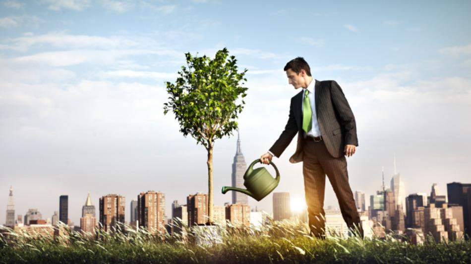 Mit der richtigen Führungsarbeit wächst das Unternehmen besser.
