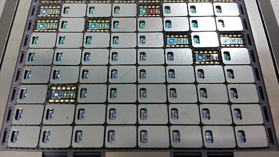 Bild 1. Metalloxid-Sensoren mit höchster Empfindlichkeit.