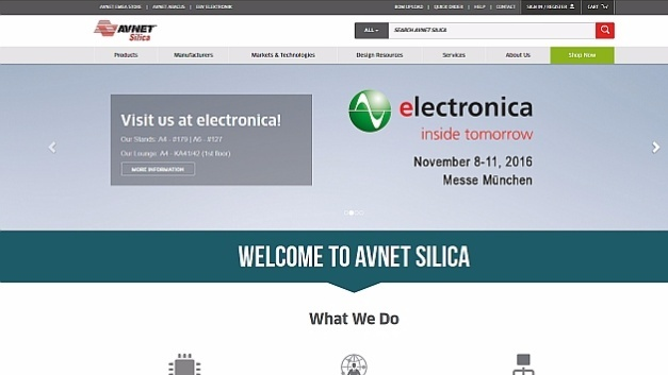Avnet Silica mit IOT- und Automotive-Lösungen auf der electronica