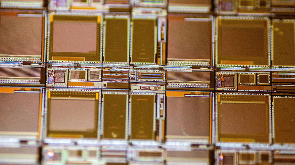 SPAD-Sensor-Chips werden mit der CMOS-Technik realisiert.
