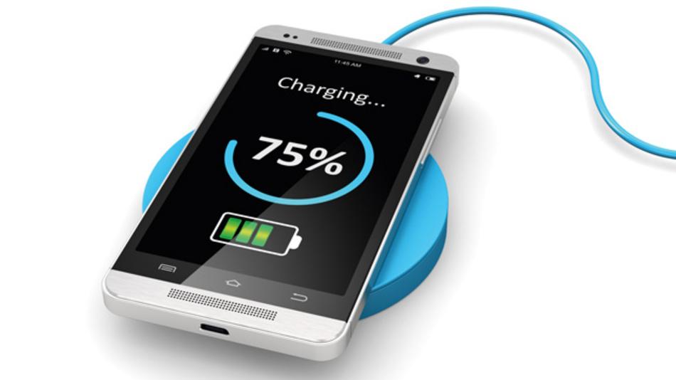 Treiber für die kontaktlose Energieübertragung sind Smartphones und andere Mobilgeräte.