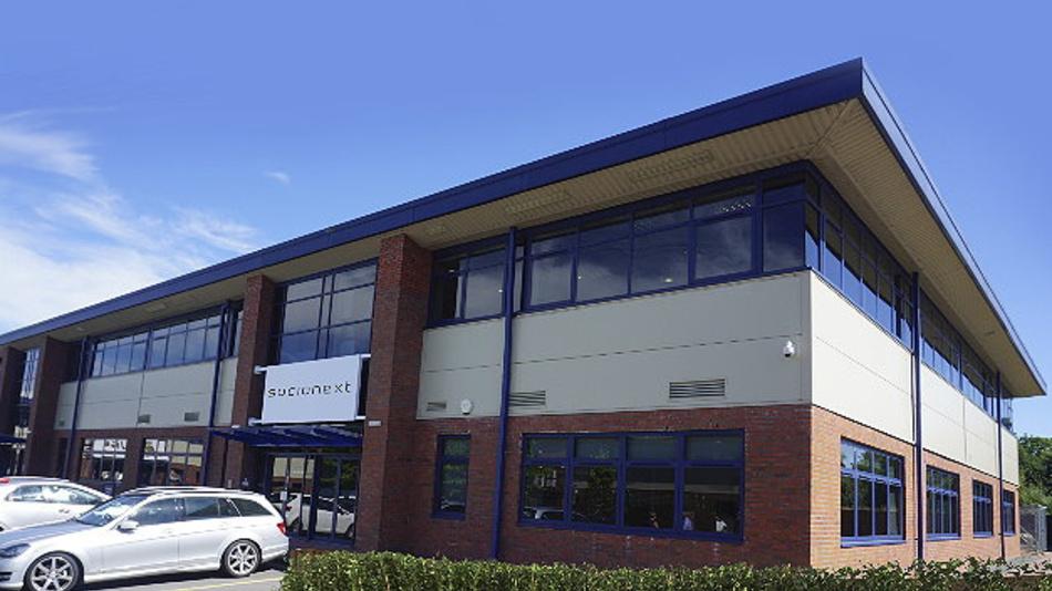 Socionext eröffnet ein neues F&E-Zentrum in Swindon/Großbritannien.