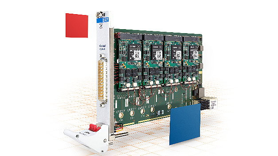 Acht CAN-Kanäle für CompactPCI Serial.