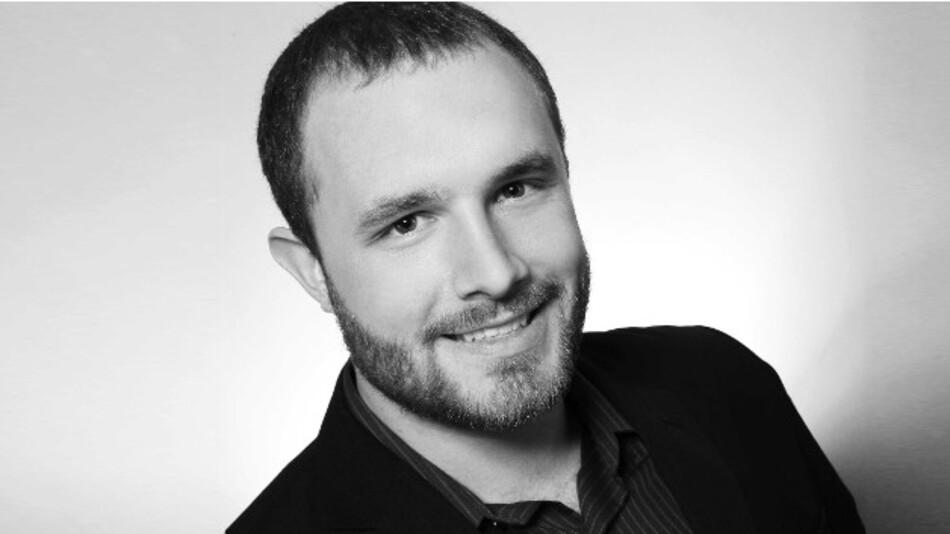 David Willenberg unterrichtet als Bauingenieur Englisch. Sein Credo: Schulenglisch ist für Kinder, Ingenieure müssen sich weiterbilden.