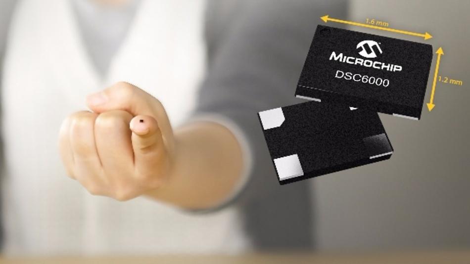 MEMS-Oszillatoren der Serie DSC6000
