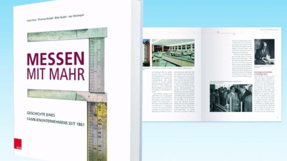 Über 150 Jahre Mahr- und Messtechnik-Geschichte: »Messen mit Mahr«