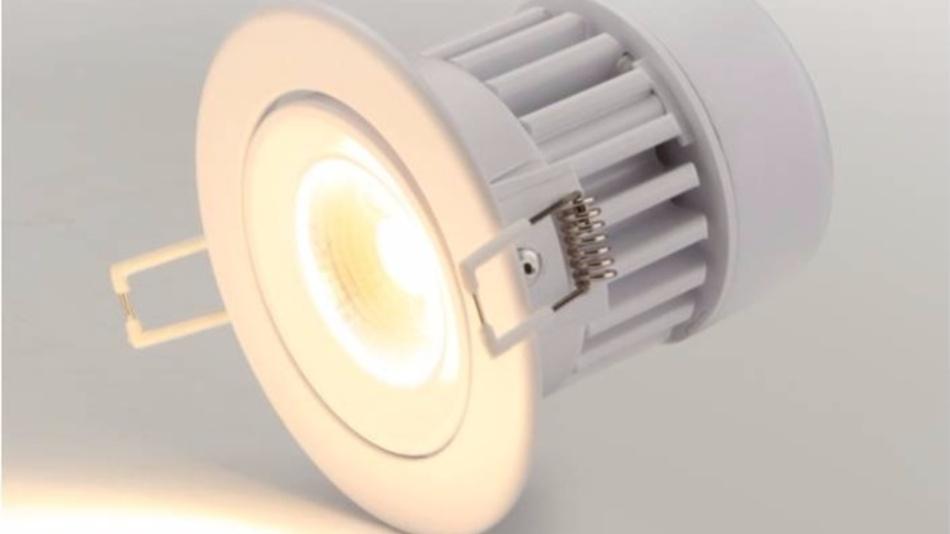 LED spielen ihre Vorteile in Industrie, Gewerbe und Büro massiv aus.