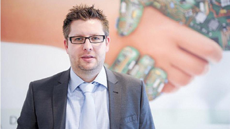 Daniel Frieg, rtg electronics »Flexibilität ist eine wichtige Größe bei uns, das wird von unseren Kunden einfach erwartet.  Wir sind in der Lage, eine Linie binnen Stunden umzustellen.«