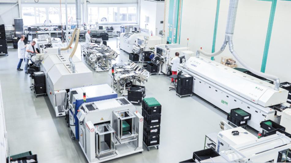 Im laufenden Jahr hat sich rtg am neuen Standort vor allem technologisch weiterentwickelt.