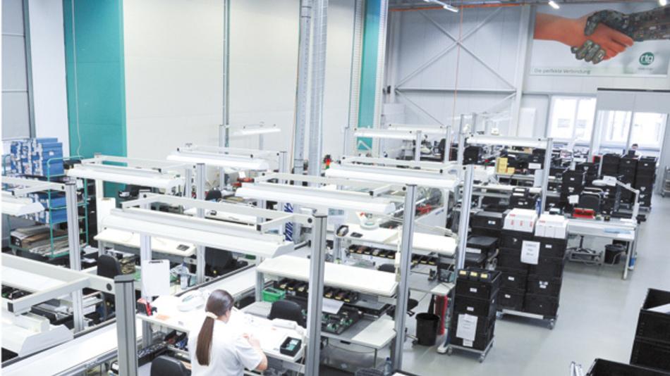 Nicht nur der Umzug in das neue Gebäude stellte sich als Meilenstein heraus, sondern auch die Neuerungen im High-End-Maschinenpark.