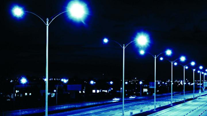 Halbleiter in LEDs