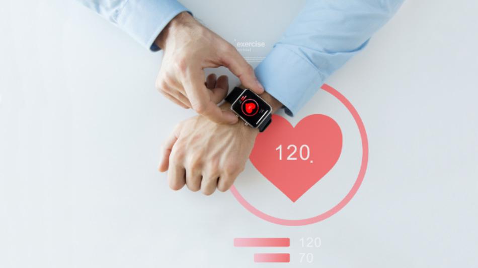 Der Markt für Wearables zur Gesundheitsüberwachung wächst stetig.