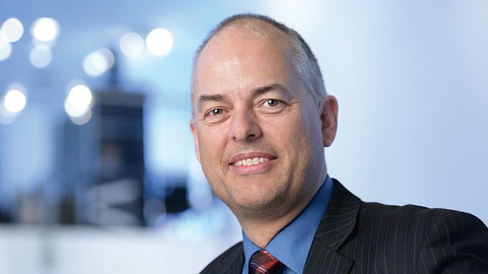 Bild 1. Wendelin Egli, Geschäftsführer der MSR Electronics GmbH.