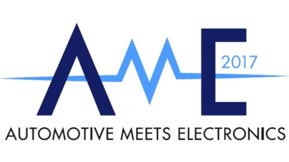 Auf der AmE werden Themen wie ADAS, Connectivity, E/E-Architektur und Sensorik/Halbleiter diskutiert.
