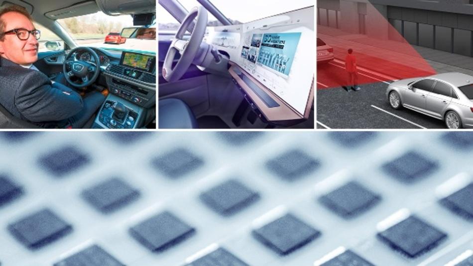 Das Motto in diesem Jahr: Mikroelektronik - Schlüsseltechnologie für automatisiertes Fahren.